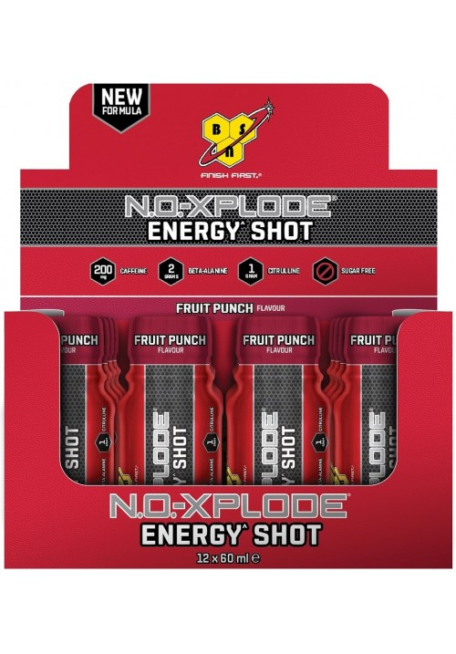 BSN NO-XPLODE Energy Shot (60 ml)