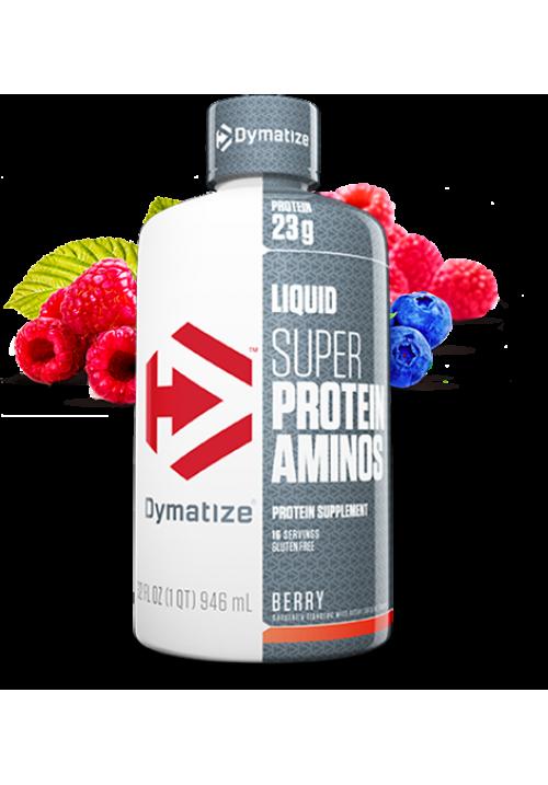 Dymatize Liquid Super Protein Amino New Versio (32oz 946ml)
