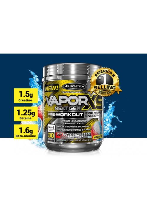 Muscletech Vapor X (228g)
