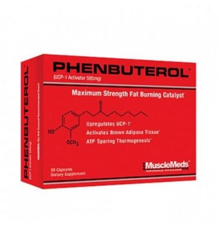 Musclemeds Phenbuterol (30 kapszula)