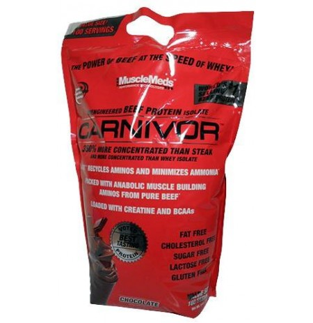 MuscleMeds Carnivor (8 lbs)