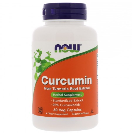 Now Foods Curcumin (60 kapszula)