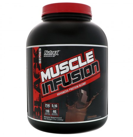 Nutrex Muscle Infusion (5lbs 2268g)