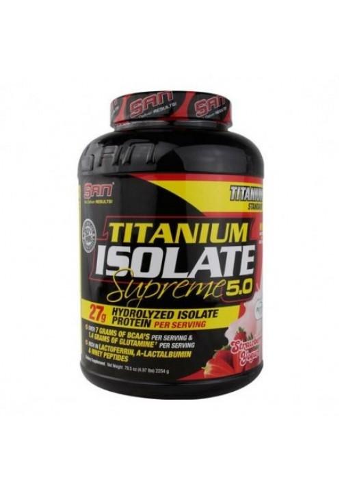 SAN Titanium Isolate Supreme (5 lbs 2270 g)