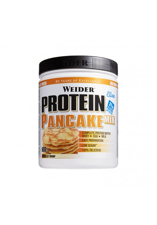 Weider ProteinPancake (palacsinta) Mix 600g
