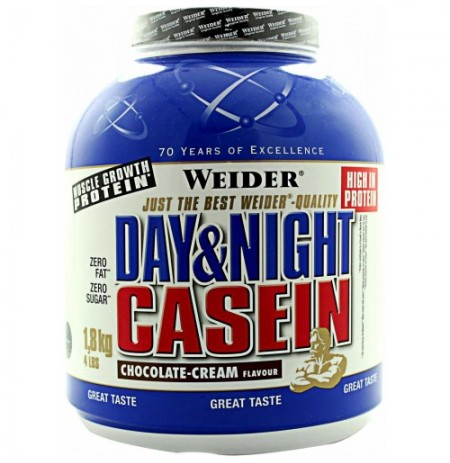 Weider Day & Night Casein (1,8 kg)