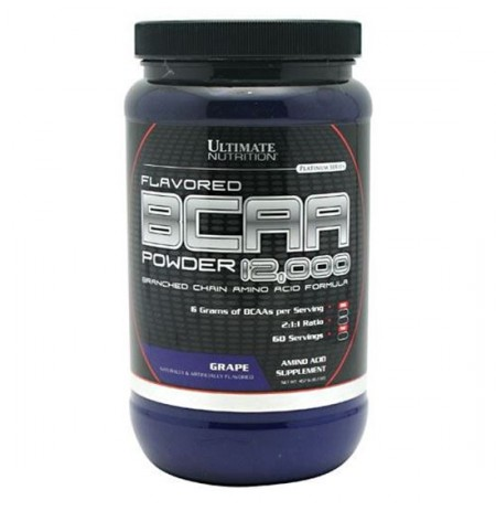 Ultimate Nutrition BCAA 12,000 Powder (457 g)