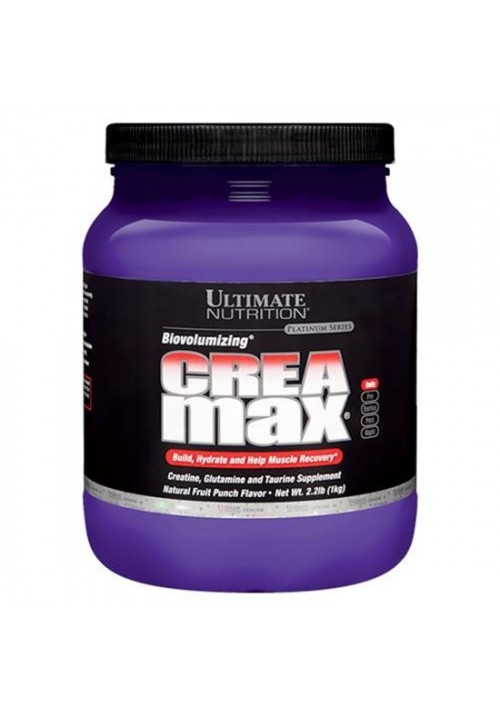 Ultimate Nutrition Crea Max (1000g)
