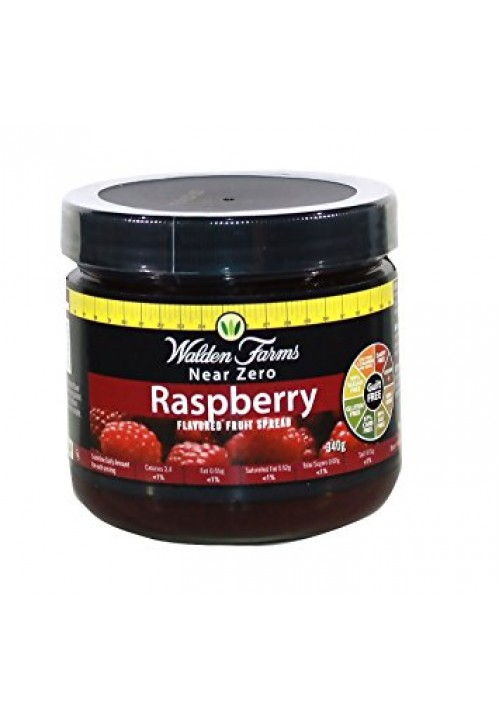 Walden Farms Spreads Raspberry (Dzsem 12 oz 340 g)