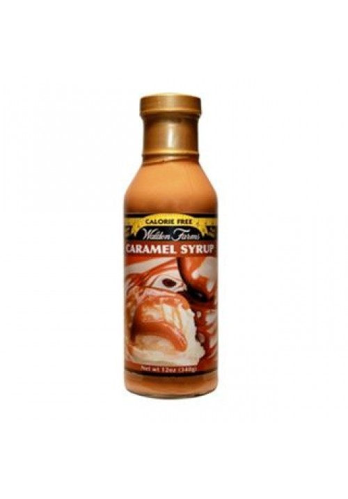 Walden Farms Caramel Syrup (12 oz 355 ml)