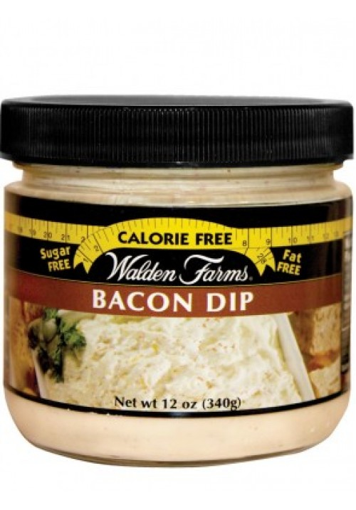 Walden Farms Dips Bacon (Mártogató Szósz 12 oz 340g)