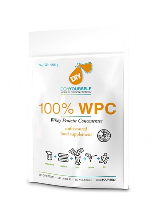 DIY WPC - Whey Protein Concentrate  (908g)
