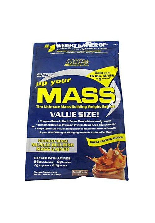 MHP Up Your Mass  4536g (10 lbs)