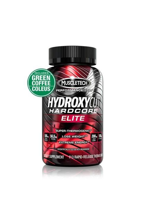 Muscletech Hydroxycut HC Elite International (110 kapszula)