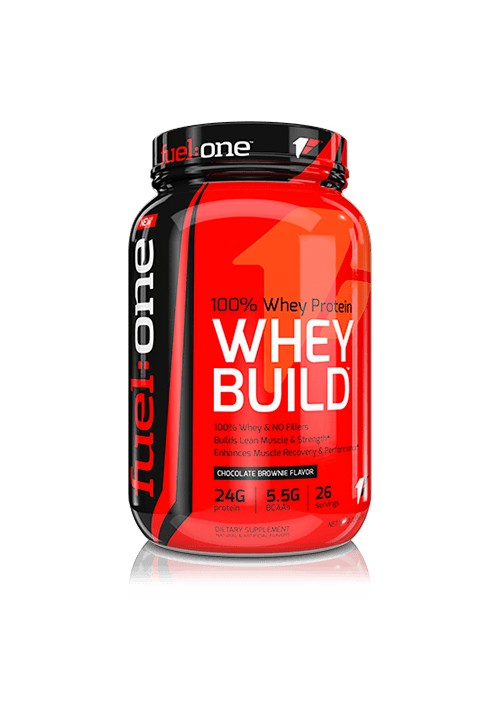 fuel:one 100% Whey Build 907g  (2lbs)