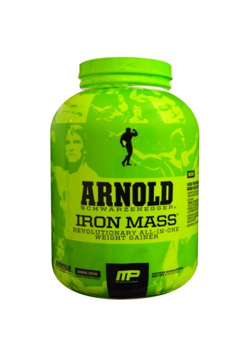 MusclePharm Arnold Iron Mass 2270g (5 lbs)