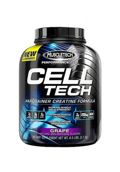 Muscletech Performance Series Cell-Tech  2700g (6 lbs)