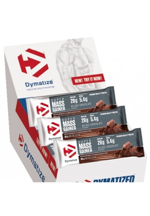 Dymatize Super Mass Gainer Bar (90g)