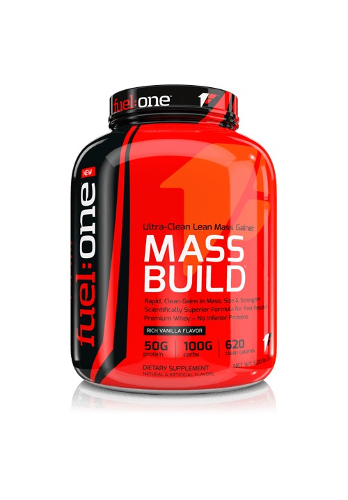 fuel:one Mass Build 2270g (5lbs)