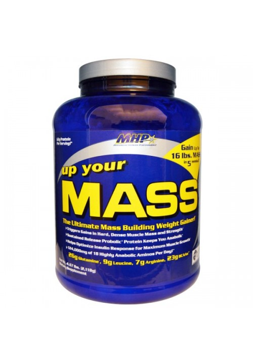 MHP Up Your Mass  2118g (4,67 lbs)