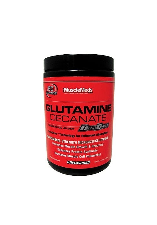 MuscleMeds Glutamine Decanate  (300g)