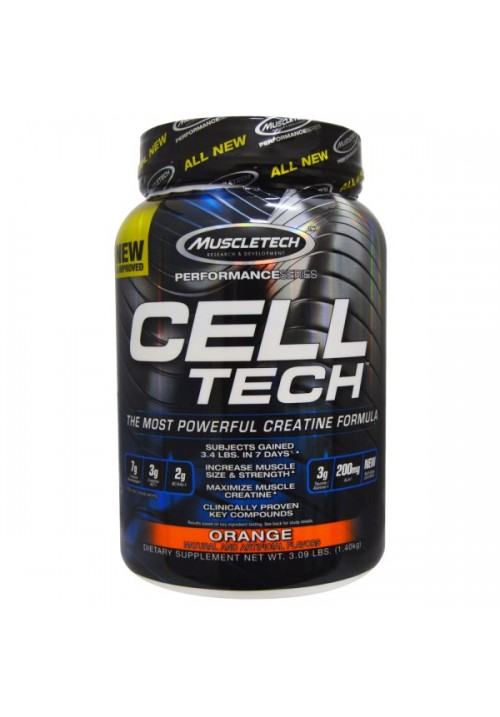 Muscletech Performance Series Cell-Tech  1400g (3 lbs)