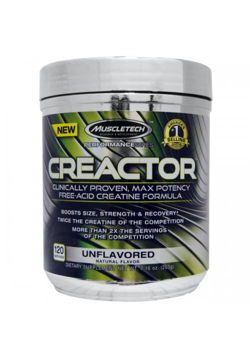 Muscletech Performance Series Creactor (203g)