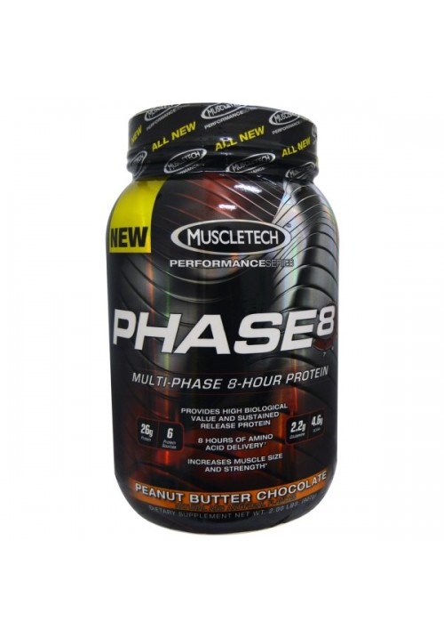 Muscletech  Performance Series Phase 8 Protein 907g (2 lb)