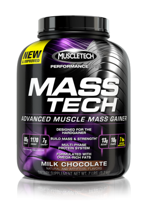 Muscletech Performance Series Mass Tech  3180g (7 lbs)