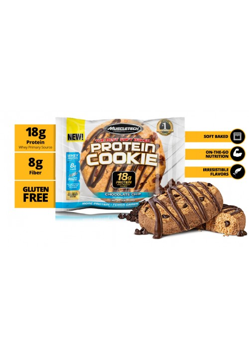 Muscletech Protein Cookie (92g)