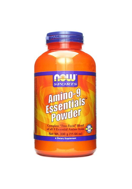 Now Foods Amino-9 Essentials Powder (330g)