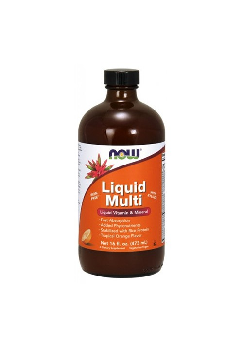 Now Foods Liquid Multi - (473ml)