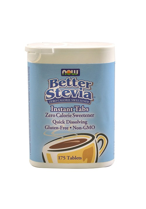Now Foods Better Stevia Instant (175 tabletta)