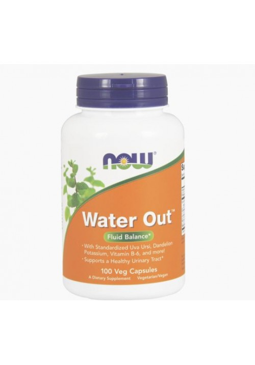 Now Foods Water Out (100 kapszula)