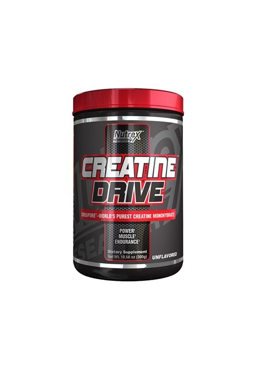 Nutrex Creatine Drive Black (300mg)